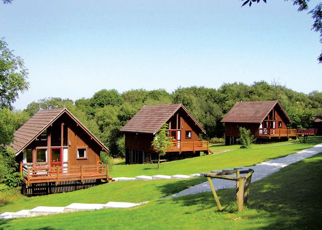 Eastcott Lodges