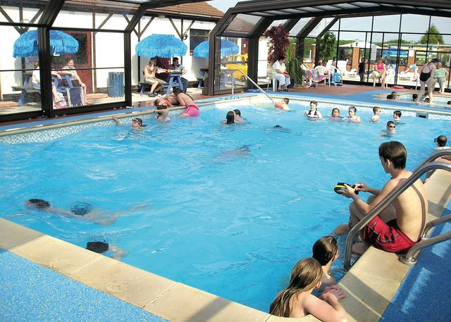 Allhallows Holiday Park Near Rochester Kent